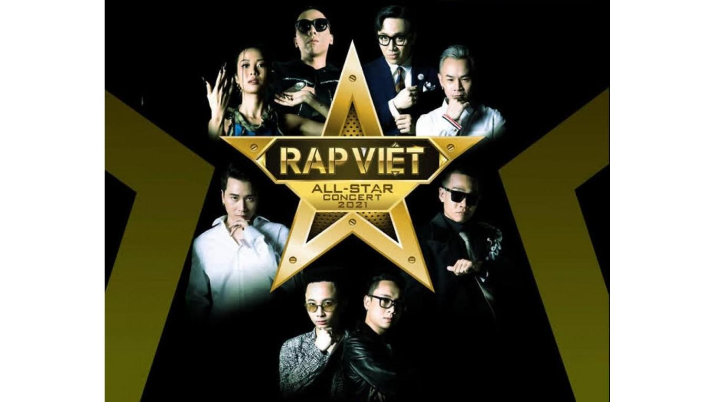 Rap Việt All-Star concert 2021 - sự kiện âm nhạc được mong chờ nhất chính thức trở lại