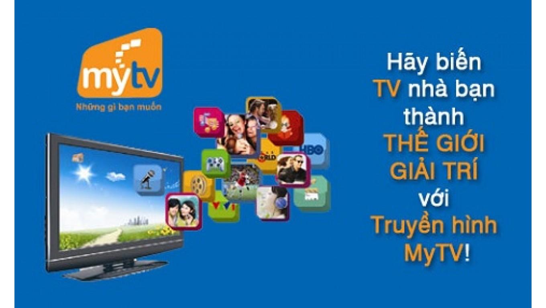 Dịch vụ truyền hình MyTV khẳng định vị thế trên thị trường