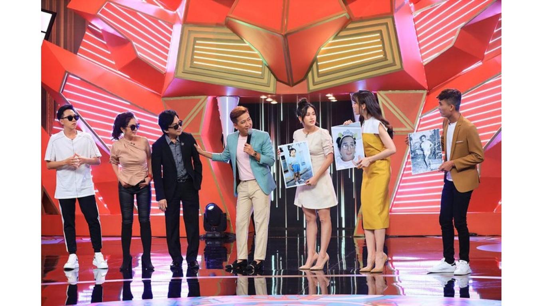 """Hari Won hốt hoảng với nhan sắc thật của khách mời tập 2 """"Kỳ tài thách đấu"""""""