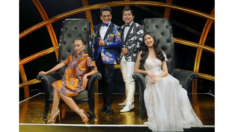 """Á hậu Thúy Vân và ca sĩ Đoan Trang lần đầu ngồi ghế nóng """"Kỳ tài lộ diện"""""""