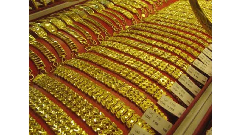 Giá vàng trong nước giảm sâu, xuống dưới 42 triệu đồng/lượng