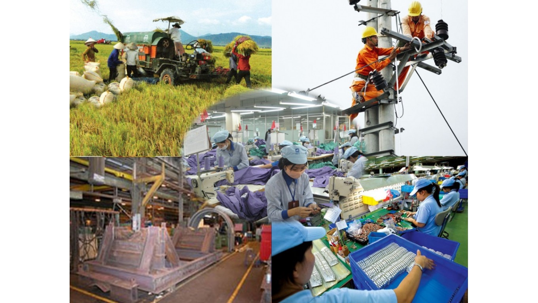 GDP Việt Nam dự báo tăng trưởng 6,8% trong năm 2019