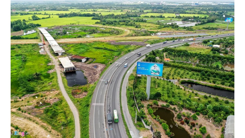Bố trí 2.186 tỷ đồng cho dự án cao tốc Trung Lương - Mỹ Thuận