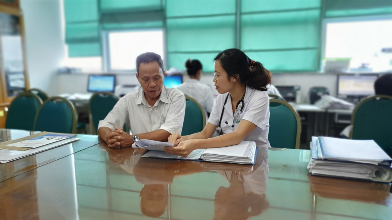 Sử dụng tế bào gốc chữa bệnh phổi tắc nghẽn mạn tính