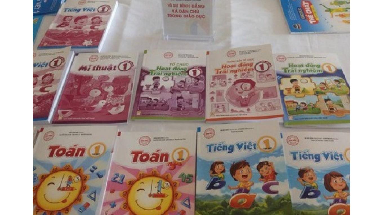 Bộ GD-ĐT chính thức công bố sách giáo khoa lớp 1 sử dụng từ năm học 2020-2021