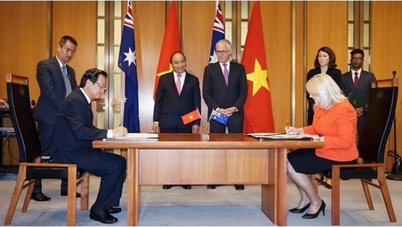 Việt Nam và Úc đẩy mạnh hợp tác trong lĩnh vực giáo dục nghề nghiệp