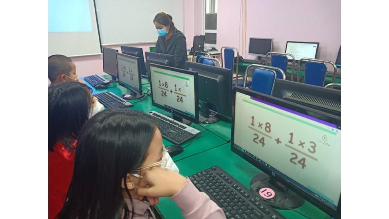 Bài giảng online phát huy hiệu quả giữa dịch nCoV