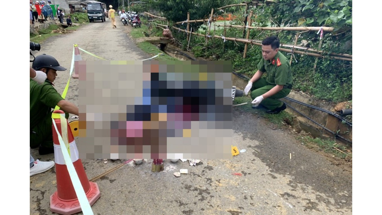 Bị ngã xuống đường, cô giáo mầm non bị xe tải cán tử vong trên đường tới trường