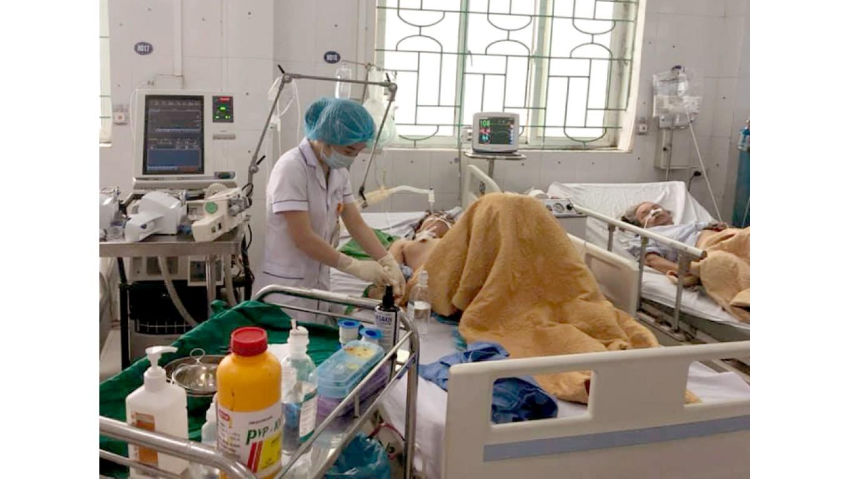 Bệnh viện Nội tiết Nghệ An cứu sống bệnh nhân đái tháo đường có biến chứng nặng
